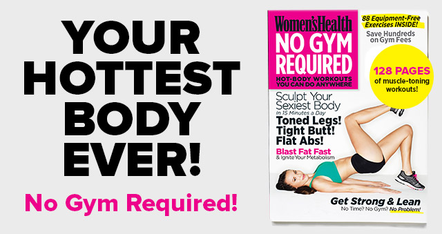 Your Hottest Body Ever! No Gym Required!