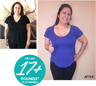Just look at what Tone Up in 15 has done for Jill!