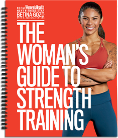 THE WOMAN'S GUIDE TO STRENGTH TRAINING